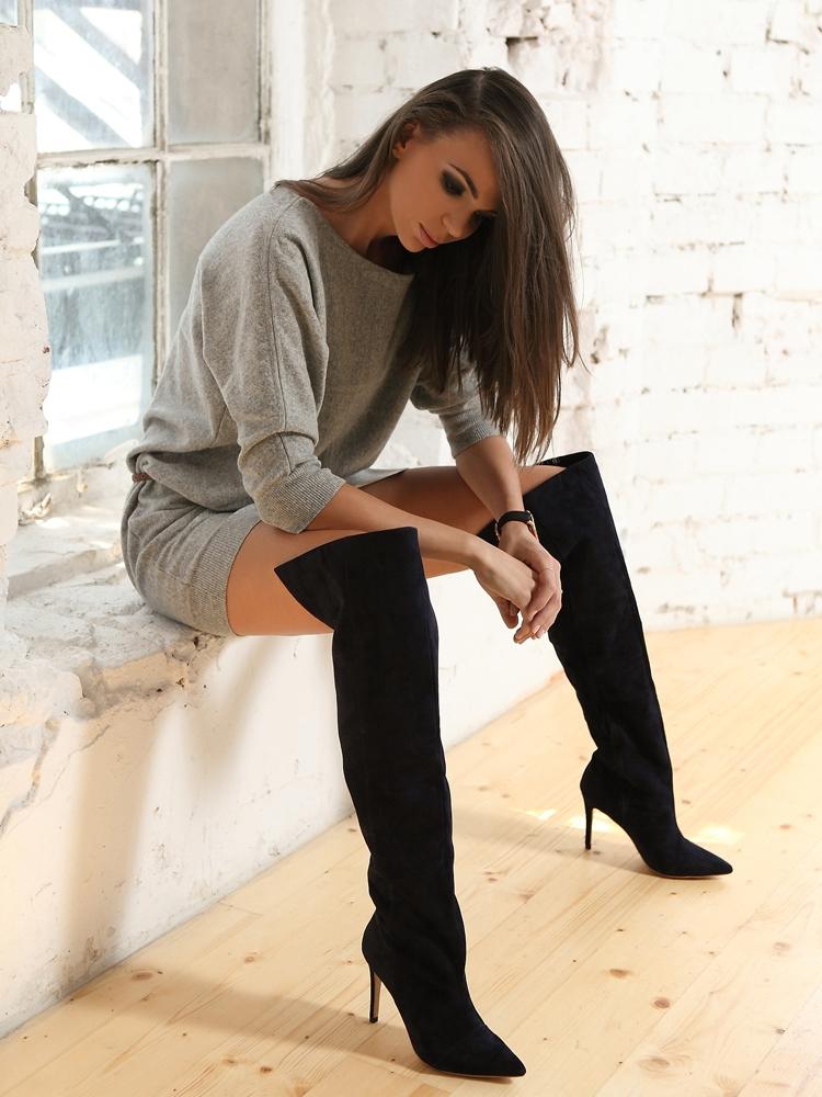 Asian Women Winter Shoes
